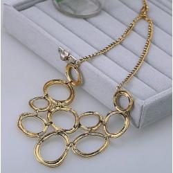 Collar Perlas Oro Amarillo - Sfera