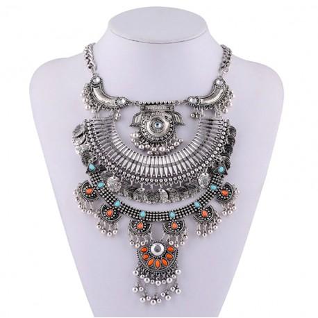 Gipsy Style Maxi Necklace Acropolis